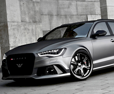 New Audi RS6 to top 600bhp