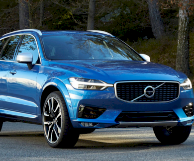 VOLVO XC60 NAMED 2018 WORLD CAR OF THE YEAR